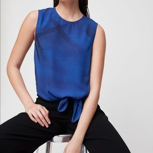 New Aritzia babaton Hopkins blouse